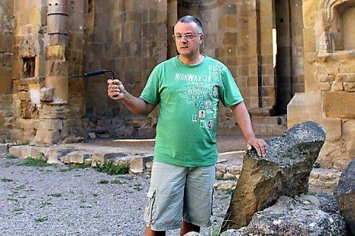 radiesthésie fouilles archéologiques